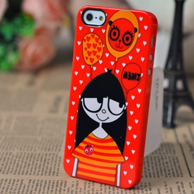 funny marc jacobs case iphone 5 ugly girl series. Black Bedroom Furniture Sets. Home Design Ideas